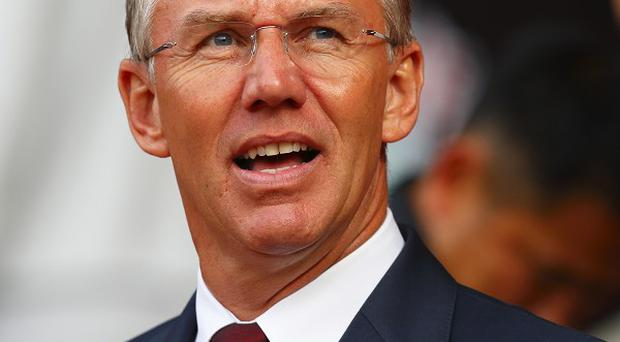 Nigel Adkins was pleased with Southampton's resilience on Sunday