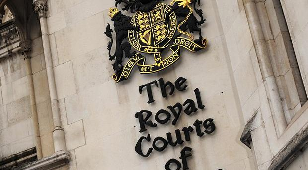 A High Court judge has backed an NHS Trust's right to withhold treatment in a landmark right-to-life ruling