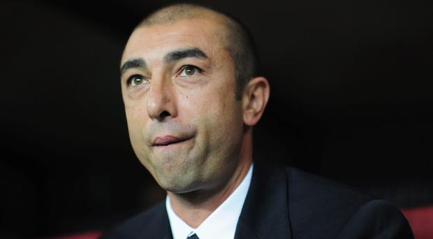 Roberto Di Matteo's Chelsea have set the pace in the Premier League so far