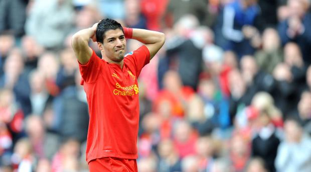 What would we think if a child of our own pulled the kind of stunts authored by Luis Suarez?