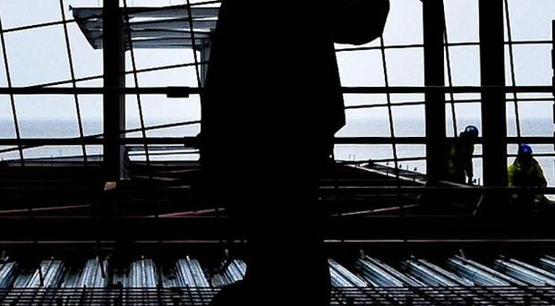 The construction sector continues to exhibit 'widespread weakness'
