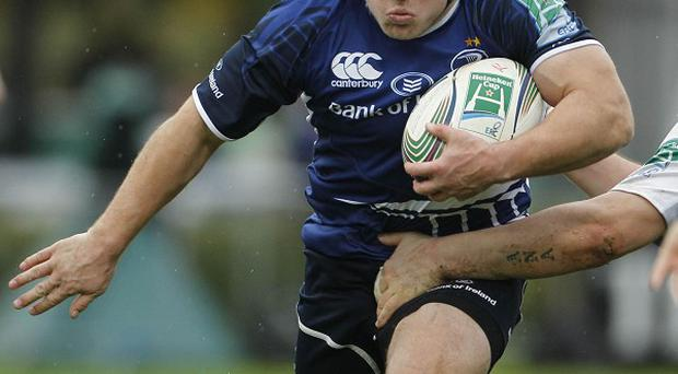 Richardt Strauss scored an early try for Leinster