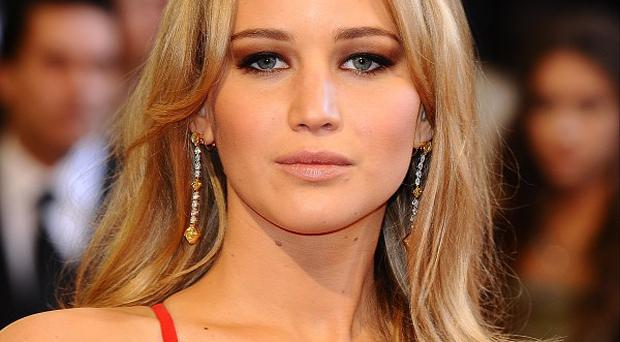 Jennifer Lawrence doesn't eat out much in Los Angeles for fear of being recognised