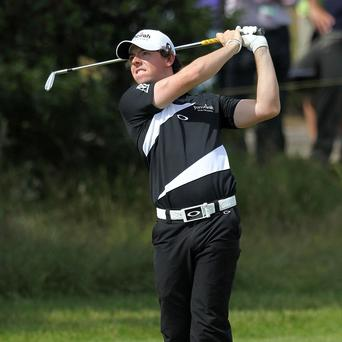 Rory McIlroy, pictured, will face Matt Kuchar in the Turkish Airlines World Golf Final