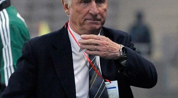 Giovanni Trapattoni's Ireland squad has been hit by injuries