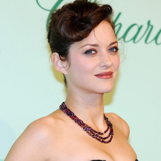 Marion Cotillard is to be honoured at this year's Gotham Awards
