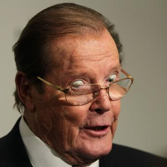 Sir Roger Moore backed a campaign against a factory which would have produced foie gras in China
