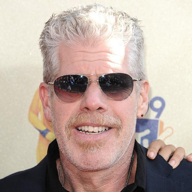 Ron Perlman is set to star in a thriller about a hidden camera TV show