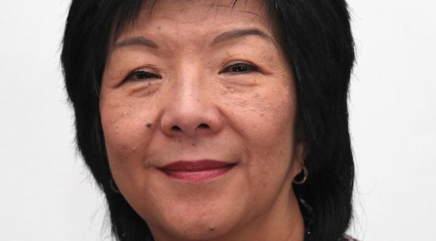 Anna Lo's home has been targeted in a suspected hate crime