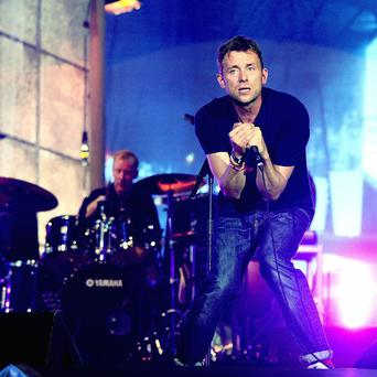 Blur have signed up for a string of European dates next year