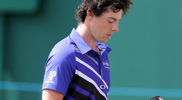 Rory McIlroy must beat Tiger Woods to keep his World Golf final hopes alive