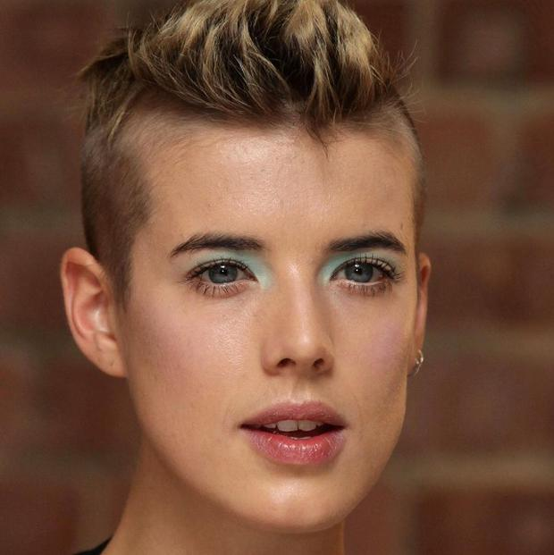 Agyness Deyn has gone from modelling to acting