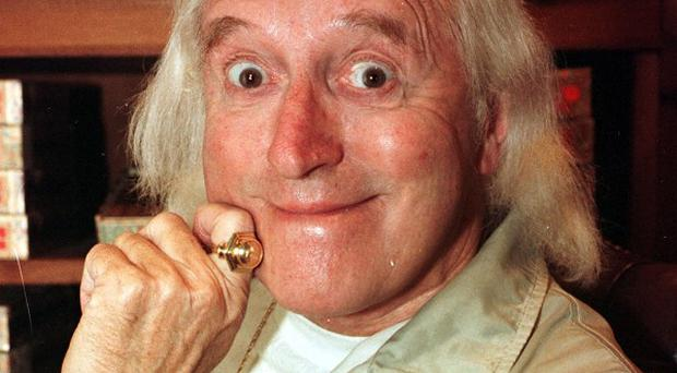 Sir Jimmy Savile's headstone has been removed from his grave