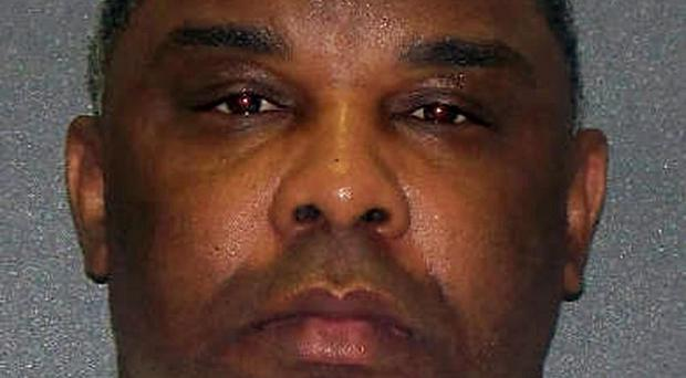 Jonathan Green is the tenth person to be executed this year in Texas (AP/Texas Department of Criminal Justice)