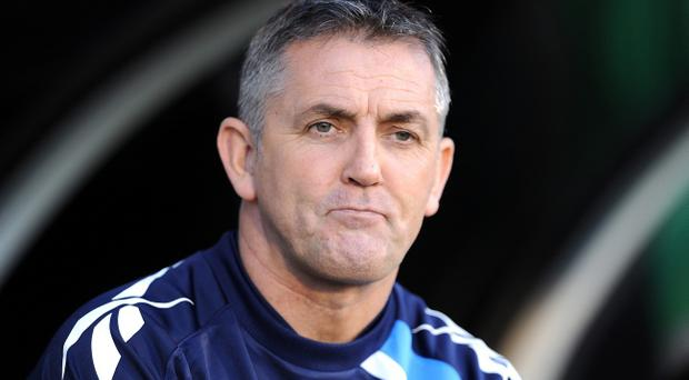 Owen Coyle knew the writing was on the wall as Bolton's disappointing start to the season continued
