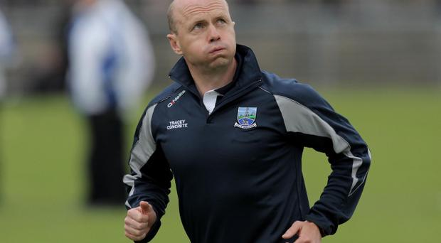 Peter Canavan is dealing with injury problems