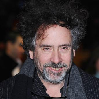 Tim Burton wanted to be scientist before he went into film