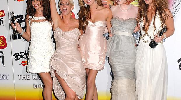 Girls Aloud are tipped to perform on Strictly Come Dancing