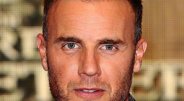 Gary Barlow was disappointed when his act was booted out