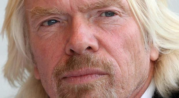 Sir Richard Branson said he was delighted that Costa Rica has banned shark finning