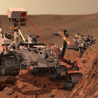 A rock found by Mars rover Curiosity is more unusual than scientists expected