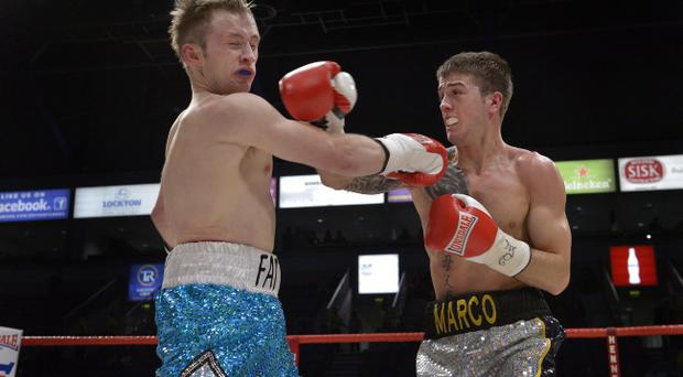 Marc McCullough (right) has British title ambitions