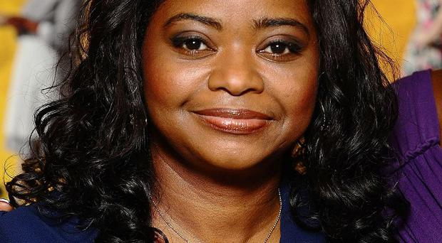 Octavia Spencer is penning two books for school students