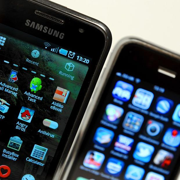 Samsung and Apple are engaged in legal disputes over patents