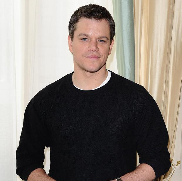 Matt Damon will wear a wig for Terry Gilliam's new sci fi film