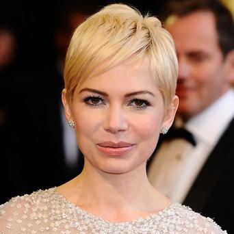 Michelle Williams won plaudits for her role in My Week With Marilyn