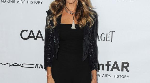 Sarah Jessica Parker narrowly avoided a fashion faux pas