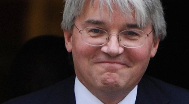 Andrew Mitchell apologised for an outburst at officers who stopped him cycling through the main gates of Downing Street