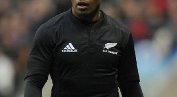 Former All Black Sitiveni Sivivatu caused constant problems for Scarlets