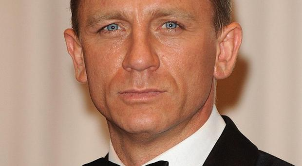 Daniel Craig thinks sex scenes will become more difficult the older he gets