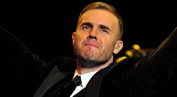Gary Barlow was scathing about X Factor wannabe Rylan Clark's performance