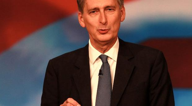 Philip Hammond said there was 'no way that retired officers influence the way that military equipment is procured'