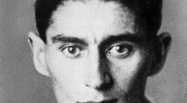 The Tel Aviv District Family Court ordered the Franz Kafka collection to be transferred to the library in Jerusalem (AP/HO)