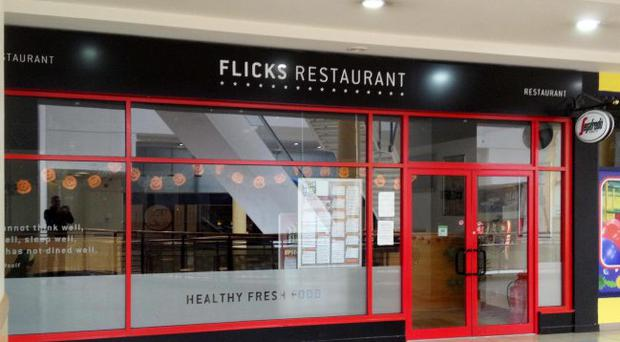 Flicks Restaurant, Yorkgate Belfast