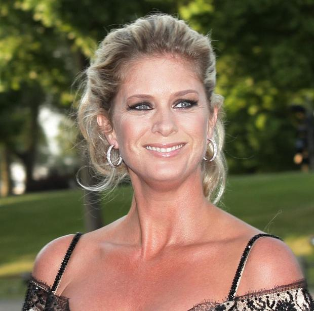 Rachel Hunter suffered a potentially life-threatening problem with inflammation of the heart