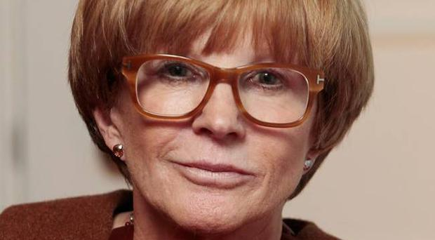 Anne Robinson met Haughey during the 1969