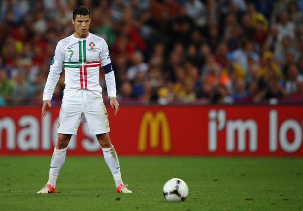 Cristiano Ronaldo wants Portugal to get their World Cup hopes back on track against Northern Ireland
