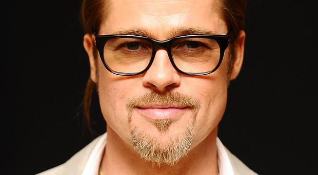 Brad Pitt talked about the war on drugs at a screening in LA