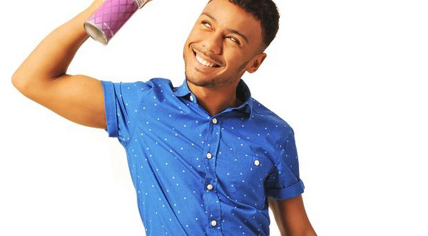 Marcus Collins is thrilled to have been cast in Hairspray