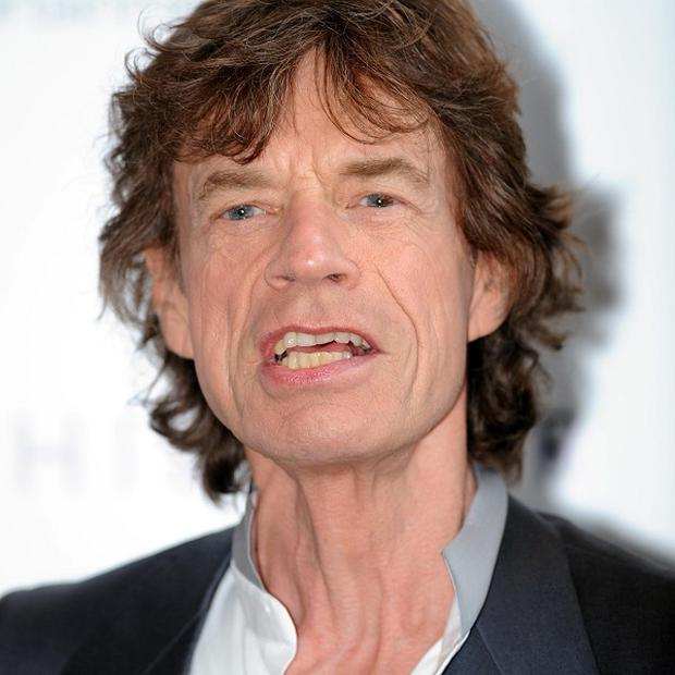 Sir Mick Jagger said the Rolling Stones would play a small number of shows this year before a longer series of dates