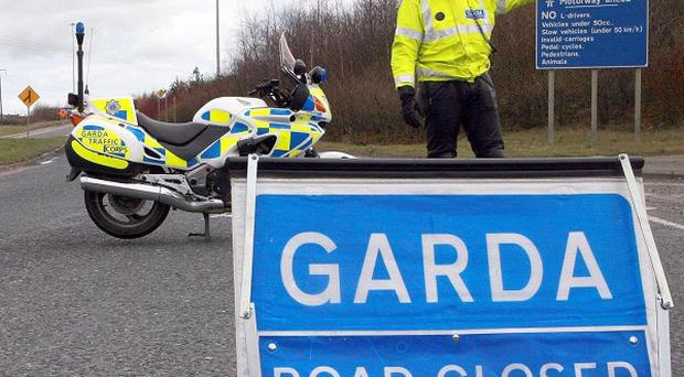 A motorcycle rider has died following a crash in Co Cork