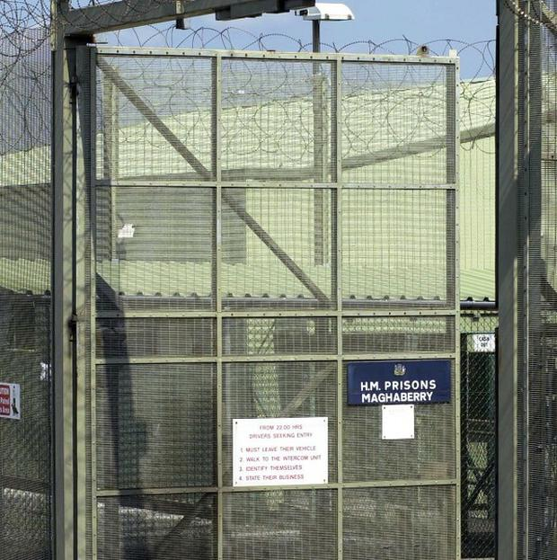 A remand prisoner has been found dead in his cell at Maghaberry Prison