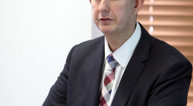 Edwin Poots has warned Belfast's Marie Stopes Clinic to observe the law on abortion