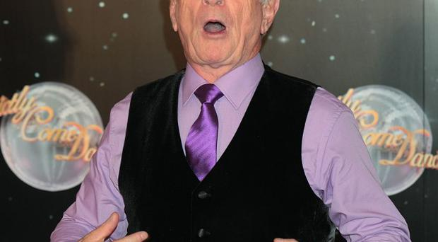 Johnny Ball has been voted off Strictly Come Dancing