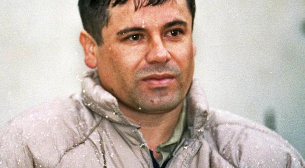 Joaquin 'El Chapo' Guzman's daughter has been charged with fraud and misuse of visas, permits and other documents (AP)