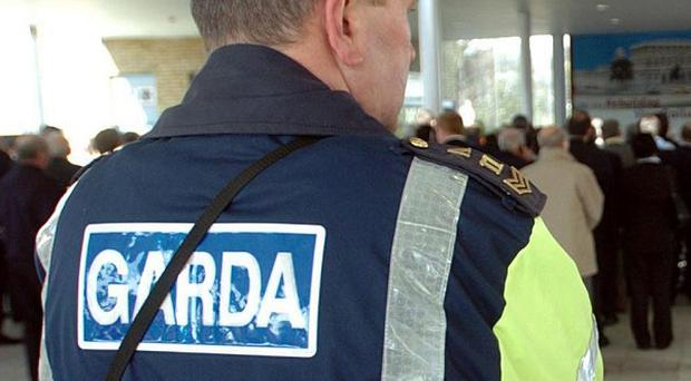 Nine men were arrested in raids across Limerick city and county